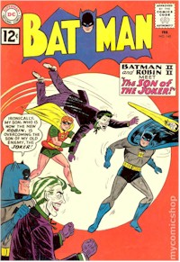 Batman 145 - for sale - mycomicshop