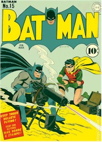 Batman 15 - for sale - mycomicshop
