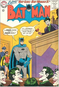 Batman 163 - for sale - mycomicshop