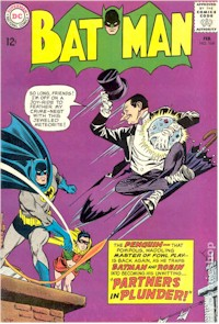 Batman 169 - for sale - mycomicshop