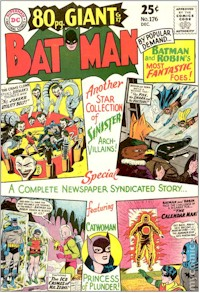 Batman 176 - for sale - mycomicshop