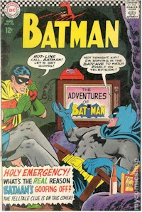 Batman 183 - for sale - mycomicshop