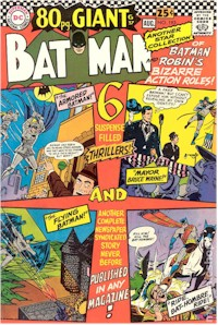 Batman 193 - for sale - mycomicshop