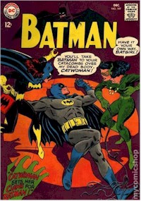 Batman 197 - for sale - mycomicshop