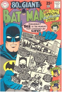 Batman 198 - for sale - mycomicshop