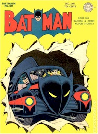 Batman 20 - for sale - mycomicshop