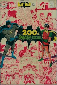 Batman 200 - for sale - mycomicshop