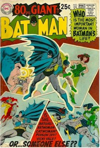 Batman 208 - for sale - mycomicshop