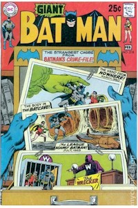Batman 218 - for sale - mycomicshop