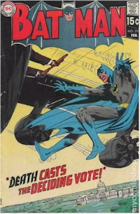 Batman 219 - for sale - mycomicshop