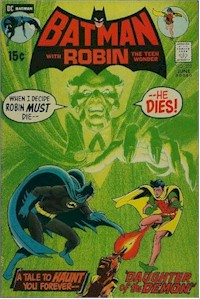 Batman 232 - for sale - mycomicshop