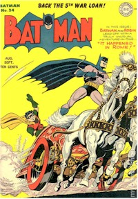 Batman 24 - for sale - mycomicshop