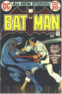 Batman 243 - for sale - mycomicshop