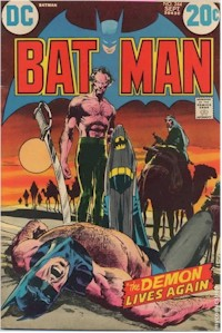 Batman 244 - for sale - mycomicshop