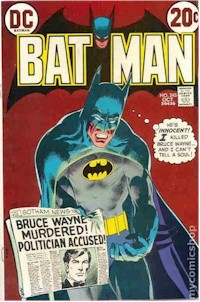 Batman 245 - for sale - mycomicshop