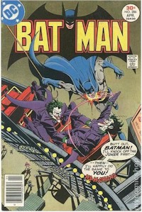 Batman 286 - for sale - mycomicshop