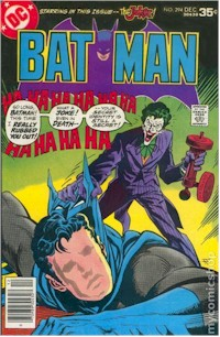Batman 294 - for sale - mycomicshop