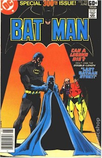 Batman 300 - for sale - mycomicshop