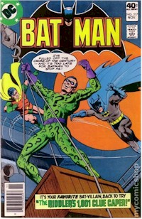 Batman 317 - for sale - mycomicshop