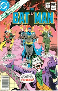 Batman 321 - for sale - mycomicshop