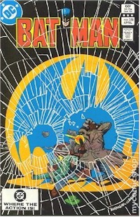 Batman 358 - for sale - mycomicshop