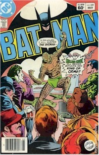 Batman 359 - for sale - mycomicshop