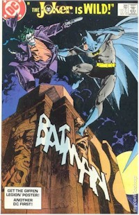 Batman 366 - for sale - mycomicshop