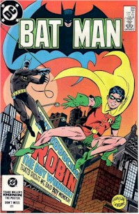 Batman 368 - for sale - mycomicshop
