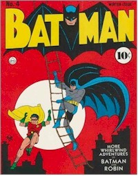 Batman 4 - for sale - mycomicshop