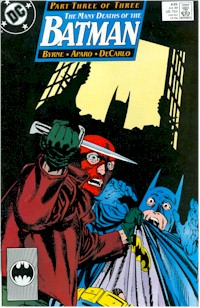 Batman 435 - for sale - mycomicshop