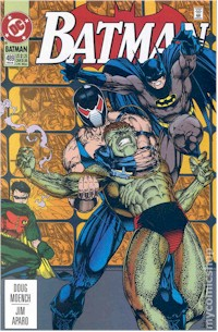 Batman 489 - for sale - mycomicshop
