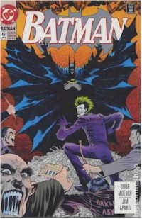 Batman 491 - for sale - mycomicshop