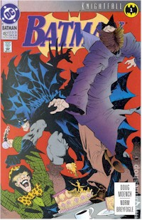 Batman 492 - for sale - mycomicshop