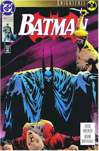 Batman 493 - for sale - mycomicshop