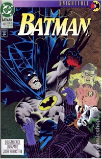 Batman 496 - for sale - mycomicshop