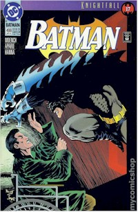 Batman 499 - for sale - mycomicshop