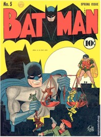 Batman 5 - for sale - mycomicshop