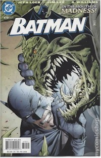 Batman 610 - for sale - mycomicshop