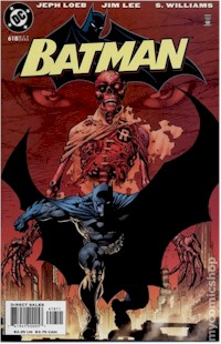 Batman 618 - for sale - mycomicshop