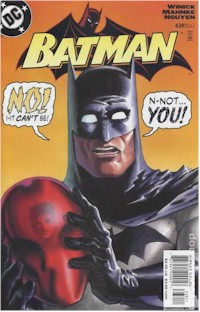 Batman 638 - for sale - mycomicshop