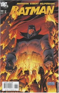 Batman 666 - for sale - mycomicshop