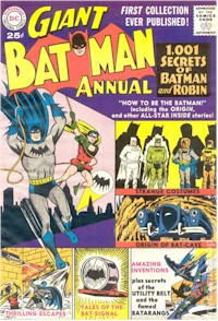 Batman Annual 1 - for sale - mycomicshop