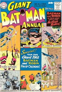 Batman Annual 2 - for sale - mycomicshop
