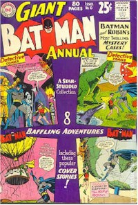 Batman Annual 6 - for sale - mycomicshop