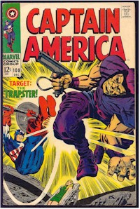 Captain America 108 - for sale - mycomicshop
