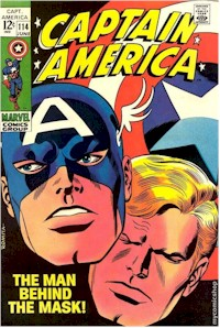 Captain America 114 - for sale - mycomicshop