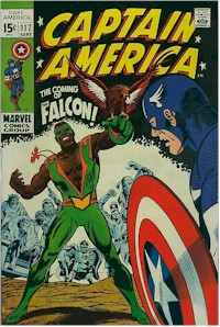 Captain America 117 - for sale - mycomicshop