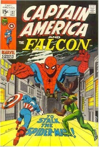 Captain America 137 - for sale - mycomicshop