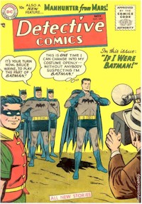 Detective Comics 225 - for sale - mycomicshop