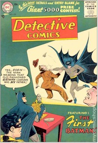 Detective Comics 235 - for sale - mycomicshop
